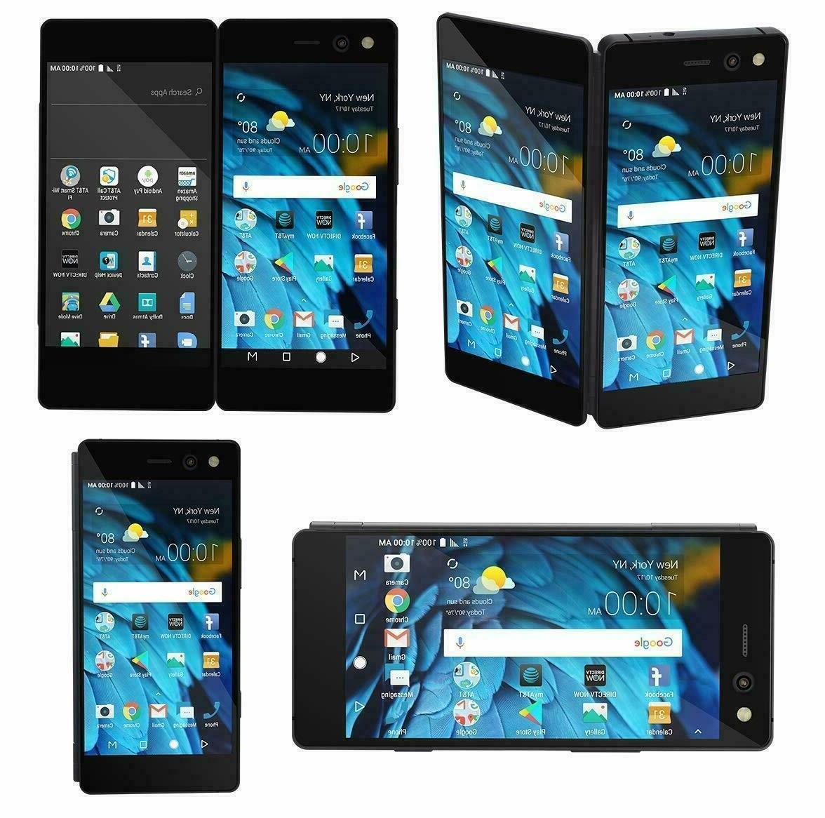 ZTE Axon 64GB Z999 LTE GSM Unlock Dual NEW SEALED