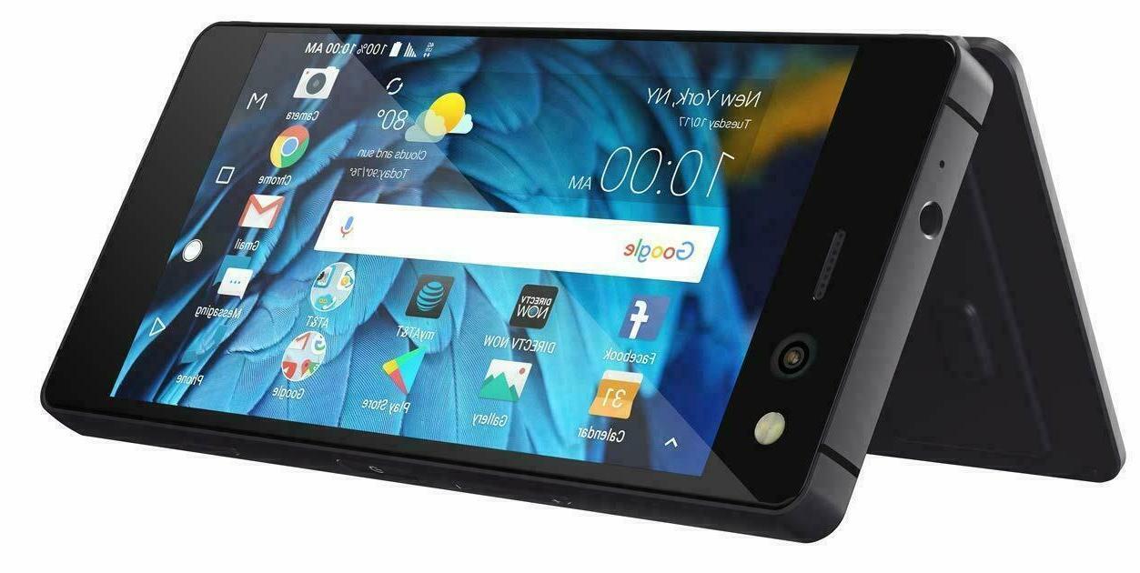 ZTE 64GB Z999 4G Black GSM Unlock NEW SEALED