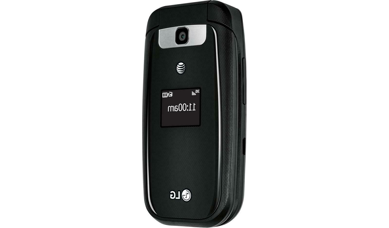 LG Basic Flip Black - to