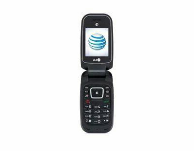 LG B470 Camera Phone AT&T New