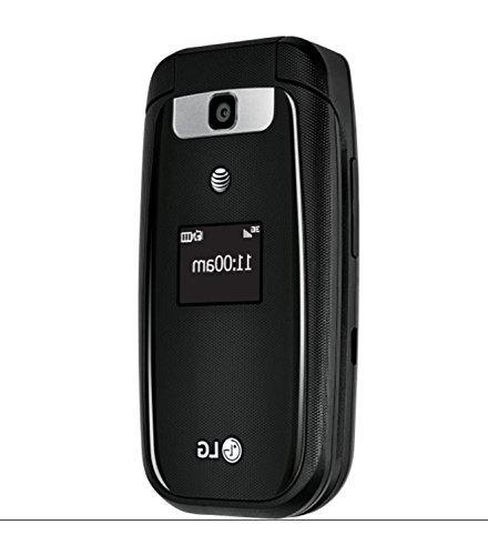 LG AT&T Basic Flip Phone,