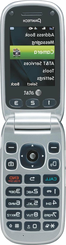 Pantech Breeze Flip Cell Phone Unlocked