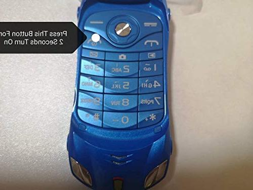 Sports Model Mini SIM Card MP3 Phone For Students