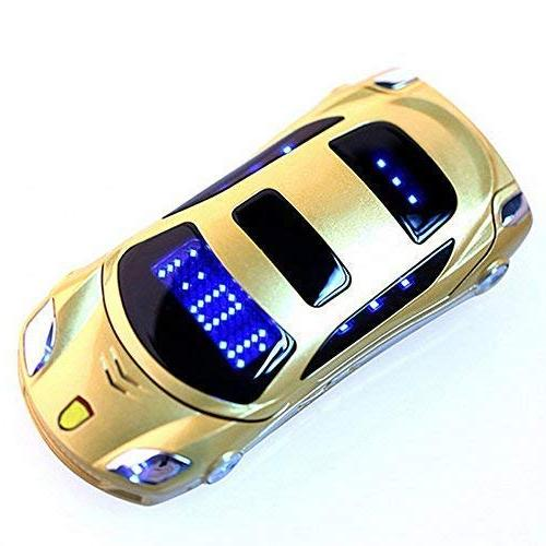 Sports Model Mini Flip Dual SIM Card Phone Best Kids Students