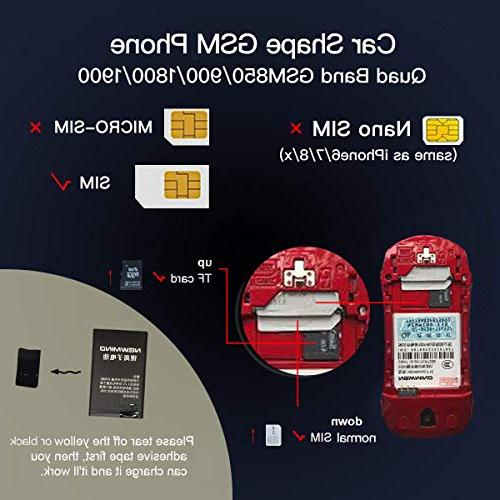 Sports Mini Flip SIM Card Phone Best For Students