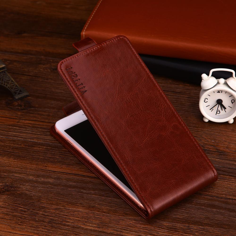 AiLiShi Case For 8035 Luxury <font><b>Doro</b></font> Leather 100% <font><b>Phone</b></font> Stock