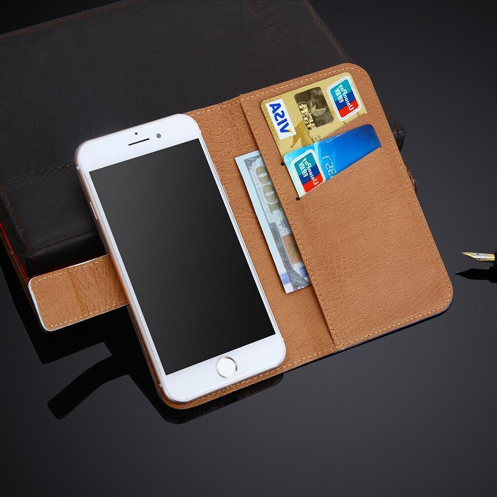 Otegaru Leagoo Philips S397 <font><b>Flip</b></font> Case Card Slot