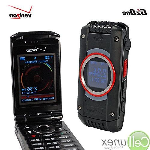 Casio G'zOne C781 - Phone