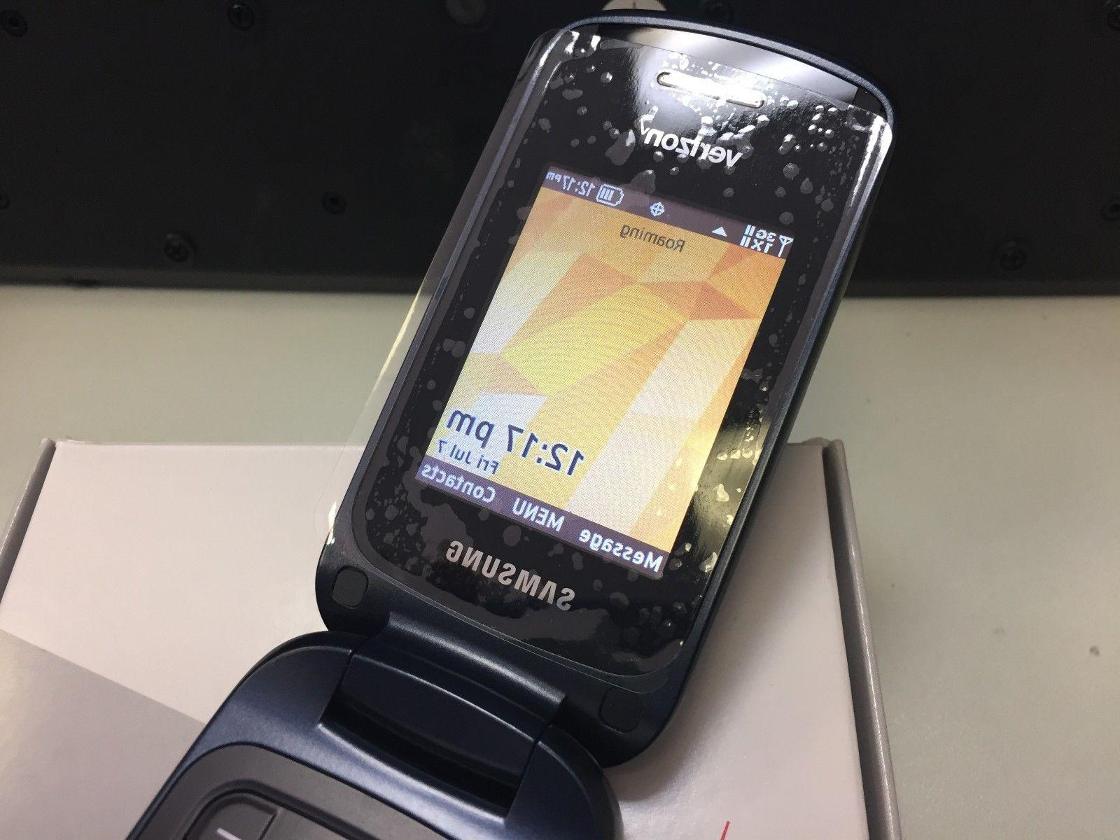 Samsung Convoy RUGGED Flip Cell WATER