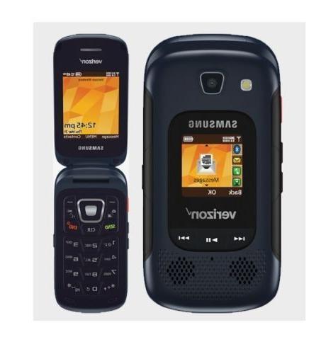 Samsung Convoy 4 B690 RUGGED Flip Cell Phone
