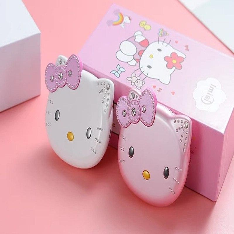 Cute Mini Kitty Girl K688+ Quad Band Mobile <font><b>Phone</b></font> Kids Children Mini <font><b>Phone</b></font>