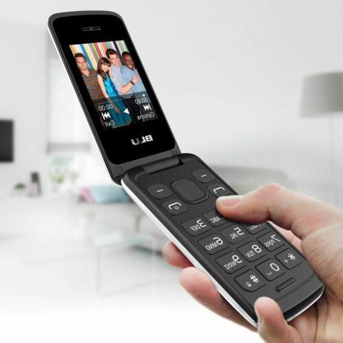 T350 Cell Unlocked Flip Phone Key Board