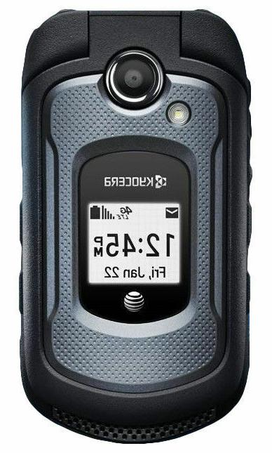 Kyocera DuraXE E4710 8 GB Black AT&T Smartphone