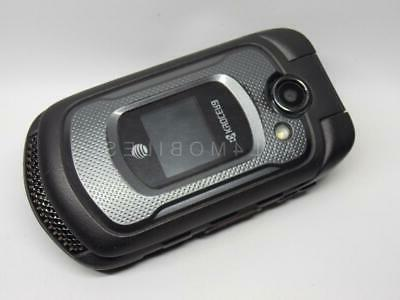 KYOCERA E4710 AT&T RUGGED WIFI WATERPROOF PTT CELL PHONE