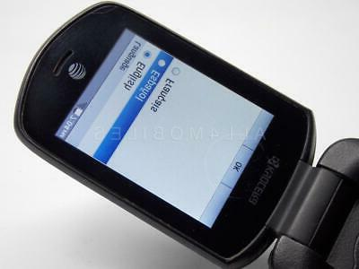 KYOCERA E4710 AT&T RUGGED WIFI PTT CELL PHONE