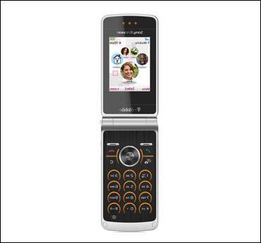 Sony Unlocked QUAD-Band 3G GSM Phone