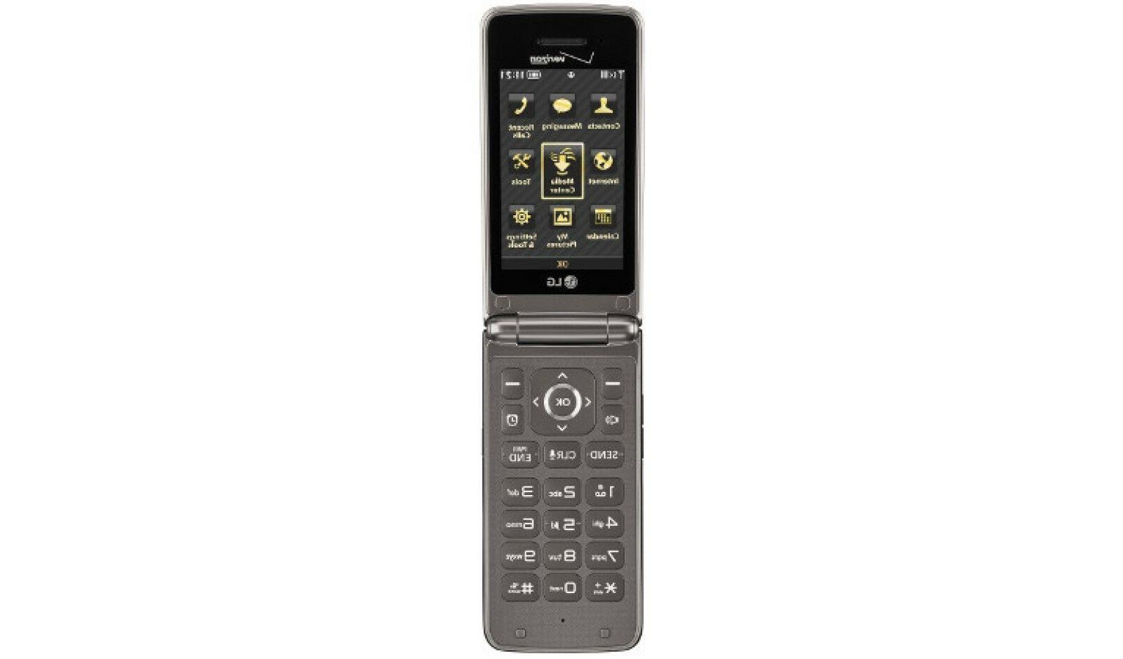 LG VN370 | 256MB Black