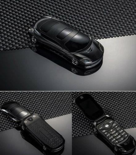 "F15 Flip Sport Car 1.8"" Phone Dual Mobile Phone QS"