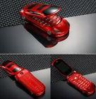 "F15 Flip Sport Car 1.8"" Mini Cell Phone Dual SIM Unlocked GS"