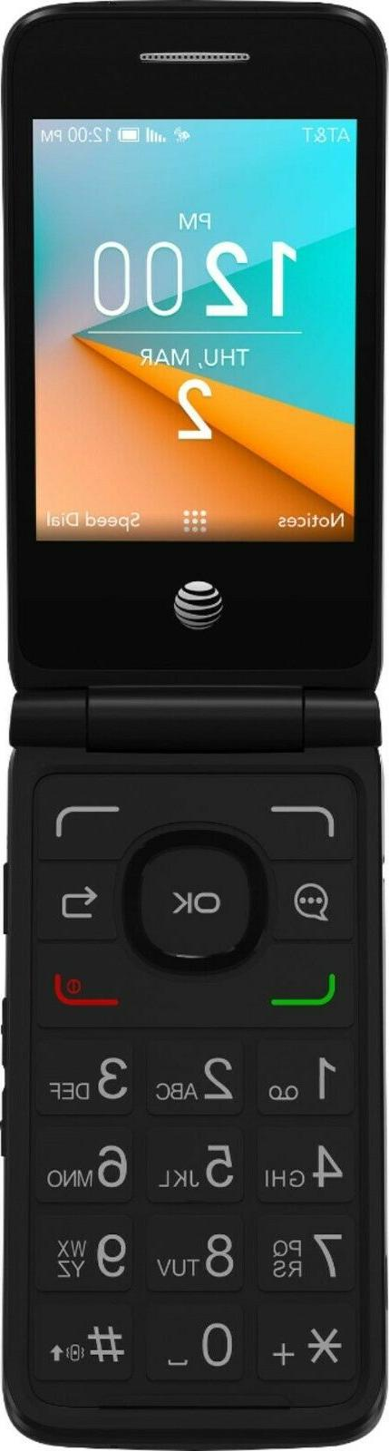 flip cell phone unlocked senior easy to