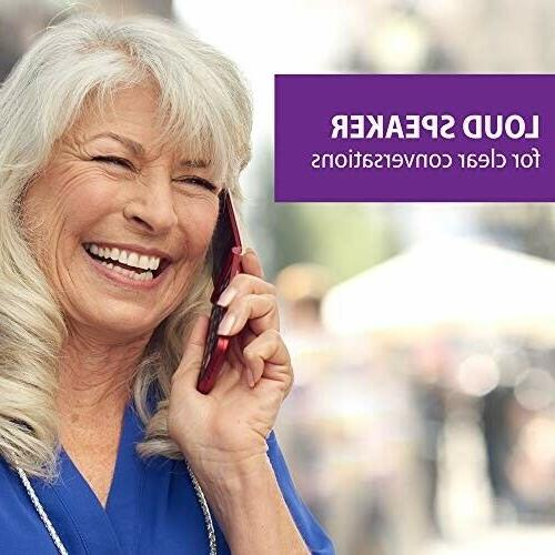 Jitterbug Flip Easy-to-Use Phone for Seniors GreatCall