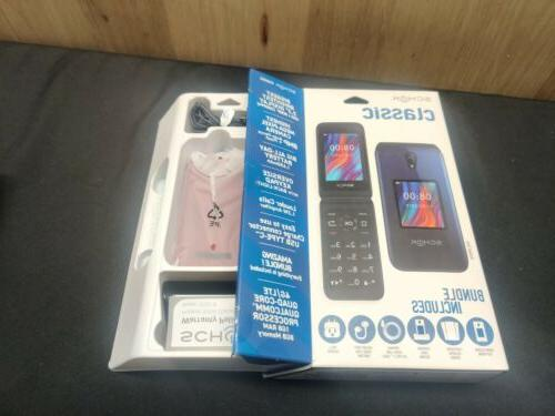 flip phone gsm unlocked 8gb 3 2