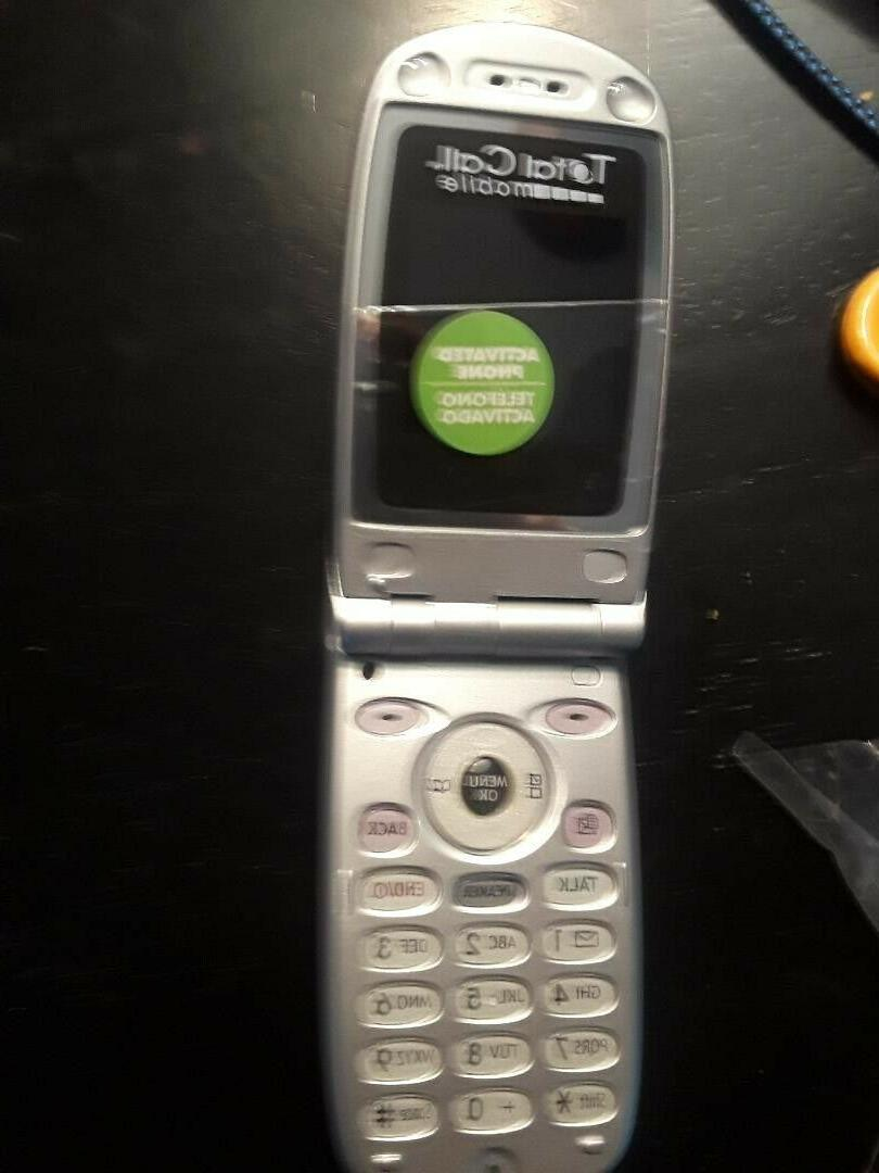 SANYO Phone with Sprint New Still in Original