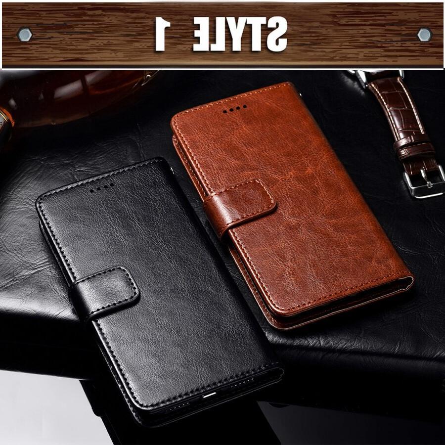 <font><b>Alcatel</b></font> 1S 2019 Alcatel1S 2019 Case Wallet PU Leather Case 2019 5024D 1 Case