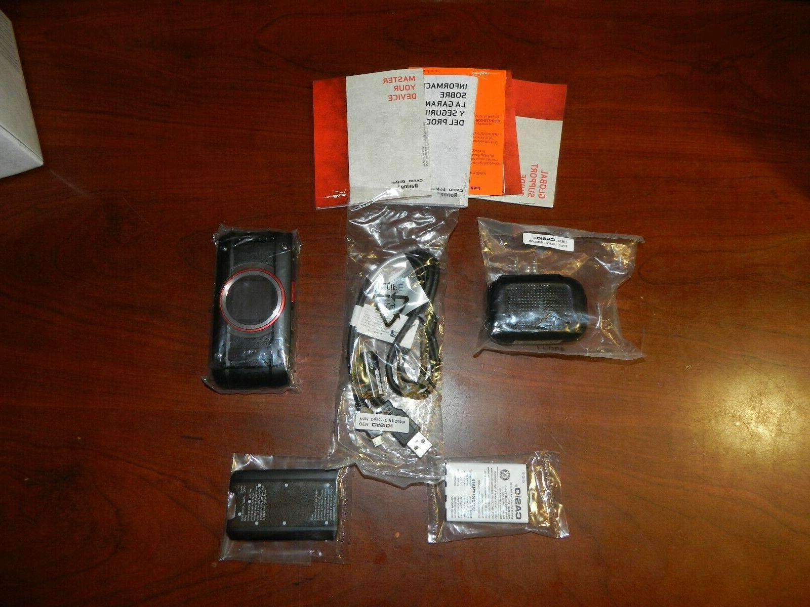 Casio G'zOne Ravine 2 C781 Verizon Cellular Flip 3G READ