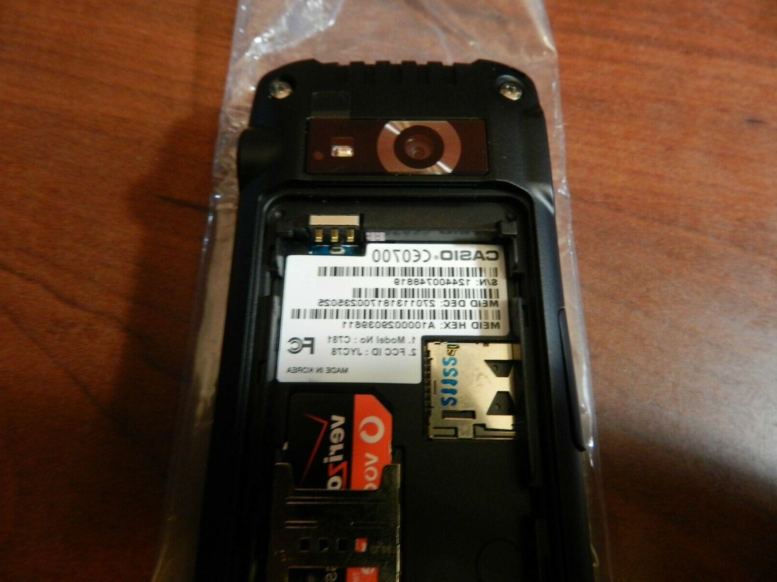 Casio C781 Flip 3G READ