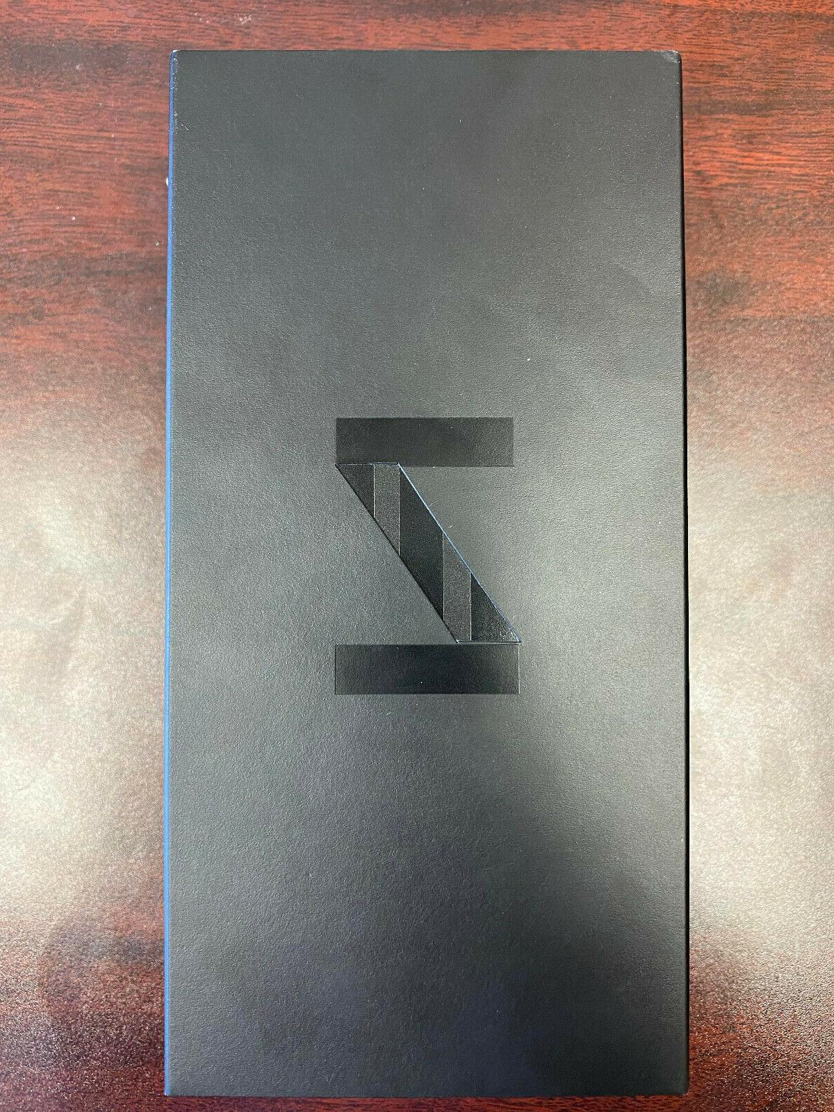galaxy z flip with 256gb memory cell