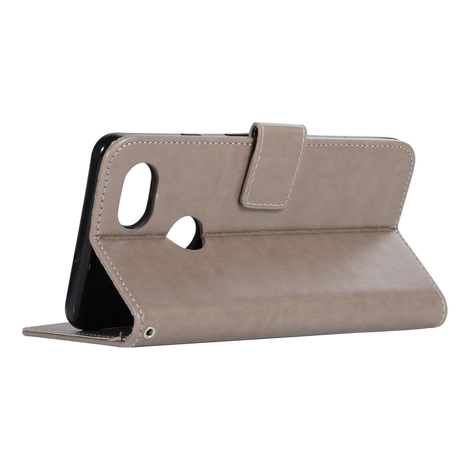 For 2 Leather Phone Cover