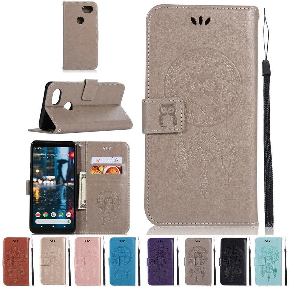 google pixel xl 2 leather wallet