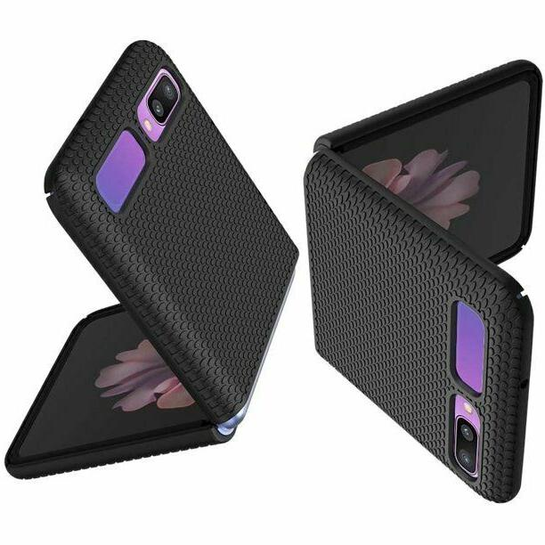 Hard Protector with Clip Holster for Samsung Flip Phone