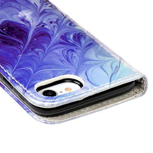 iPhone Case iPhone 7 Wallet Design Kickstand Shock Bumper Skin Magnetic Closure for by Badalink