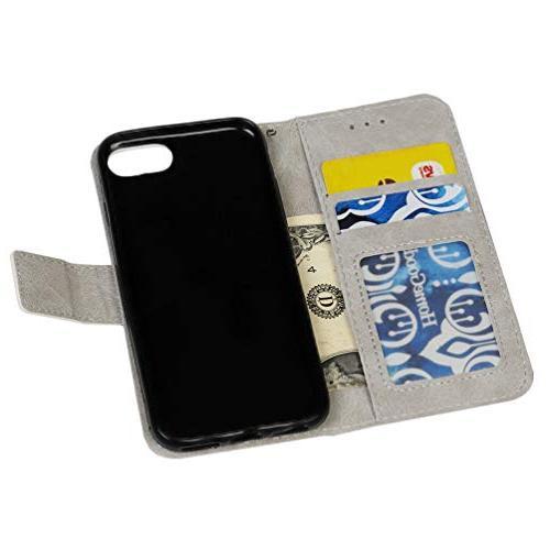iPhone 8 iPhone 7 Case Design Leather Cover Skin Closure for iPhone Badalink