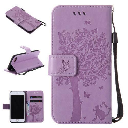 For iPhone Gen 2020 Wallet Flip Case Cover