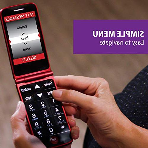 Jitterbug Flip Phone for GreatCall