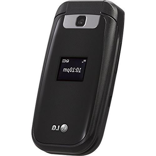 TracFone LG Prepaid Phone Packaging