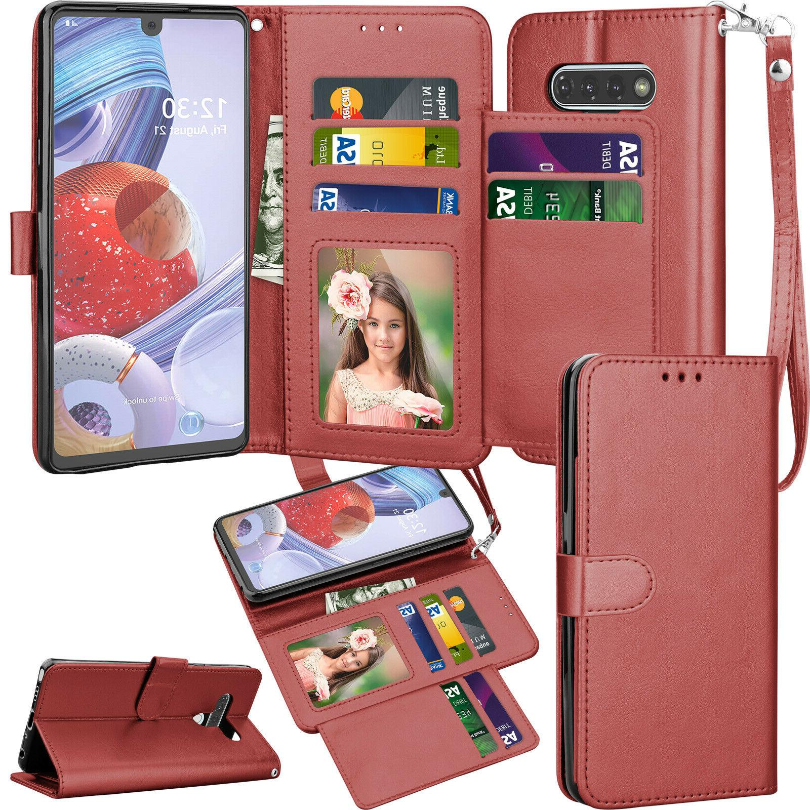 For LG 6 Phone Case Flip Leather Protective Cover