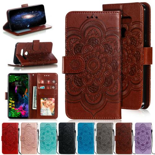 For Stylo 4 V40 Phone Leather Wallet Stand