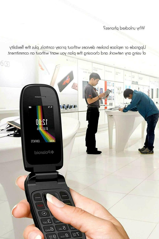 Polaroid Link Phone 2G GSM Unlocked Dual FM Mp3