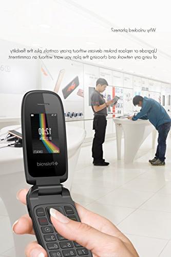 Polaroid Flip Phone Dual FM