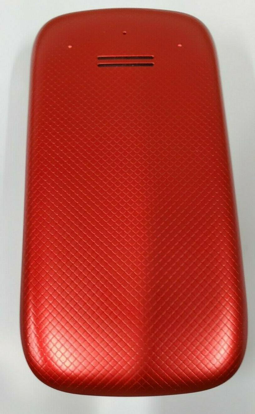 ZTE Link Flip Phone Red Z2332CC