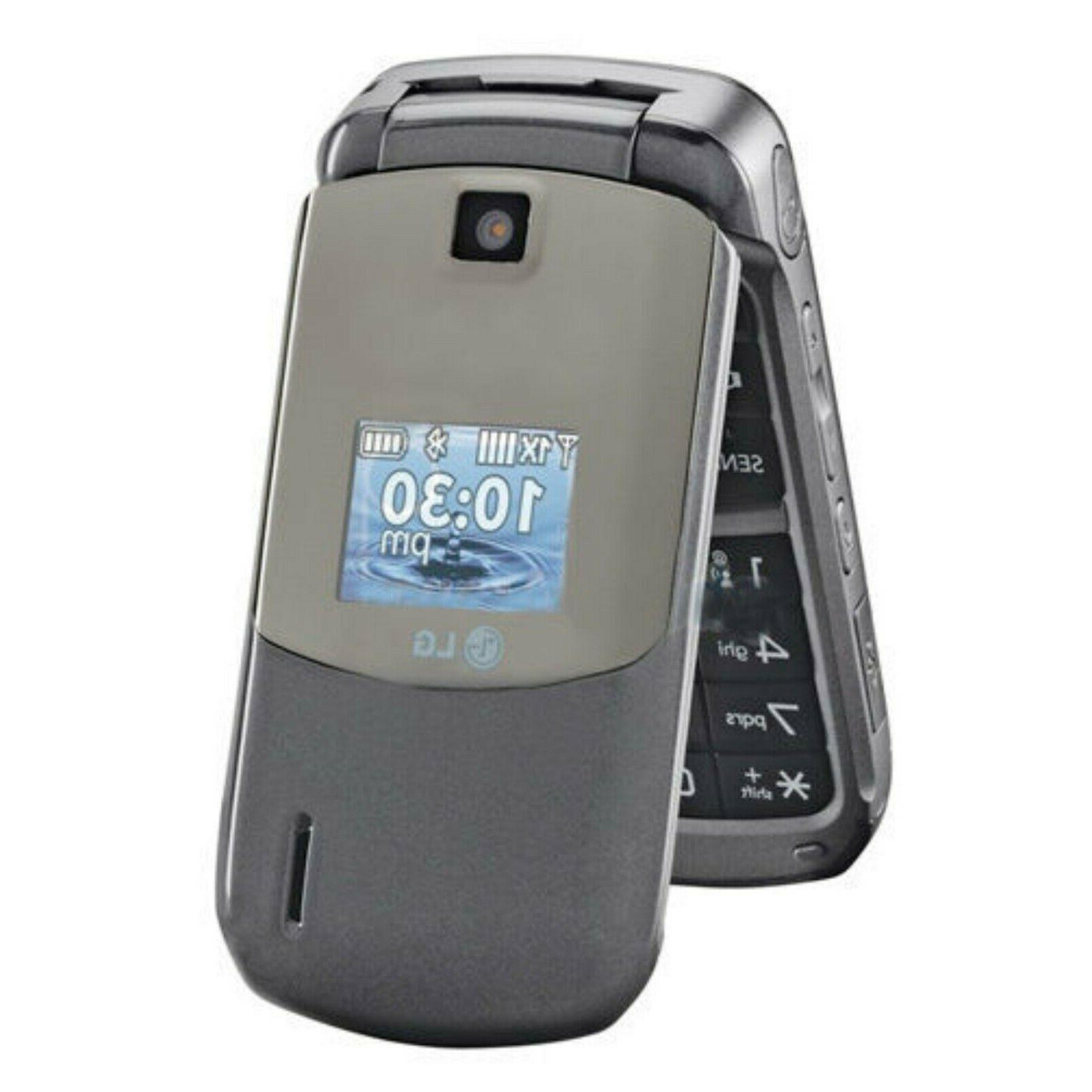 NEW LG Accolade VX5600 3G Flip Camera Cell Phone