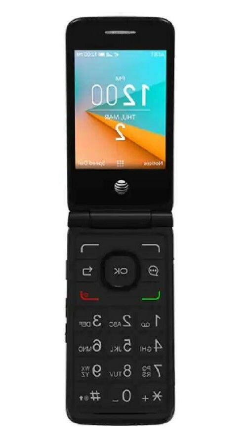 New Cingular Flip 2 OT-4044O AT&T 4G lte WiFi Cell