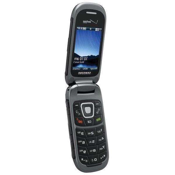 NEW SCH-U680 Prepaid Rugged Cell