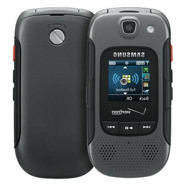 NEW Samsung SCH-U680 Prepaid Page Plus Rugged Phone