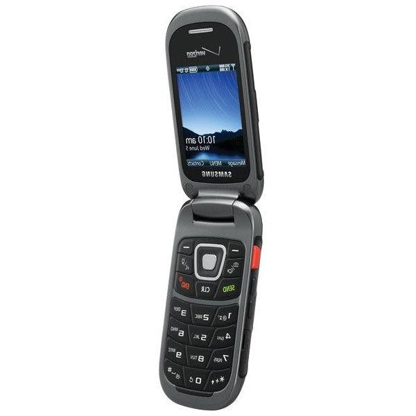 NEW Samsung SCH-U680 Prepaid Page Rugged
