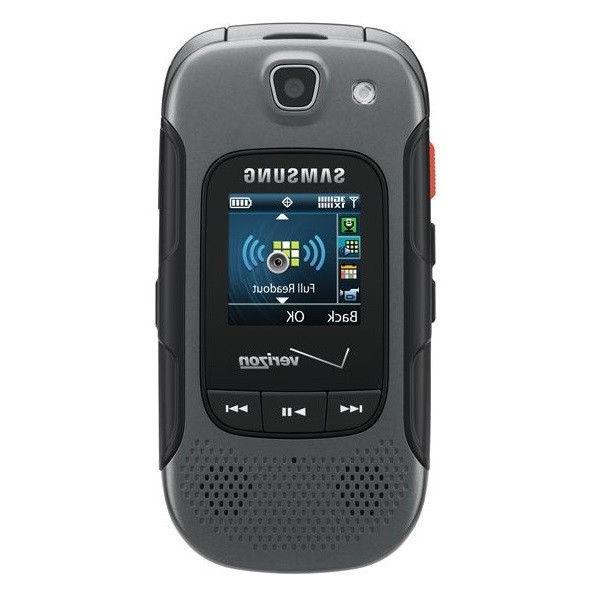NEW Samsung SCH-U680 Page Rugged Flip Phone